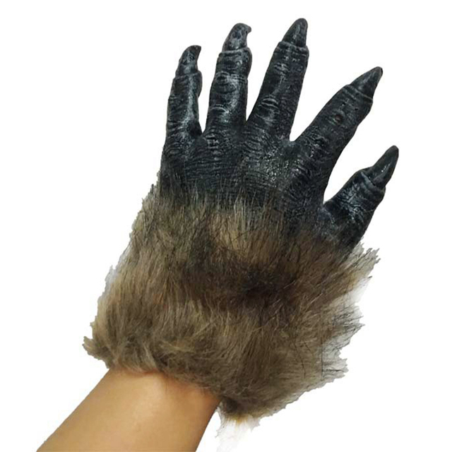 List of Synonyms and Antonyms of the Word: werewolf hands