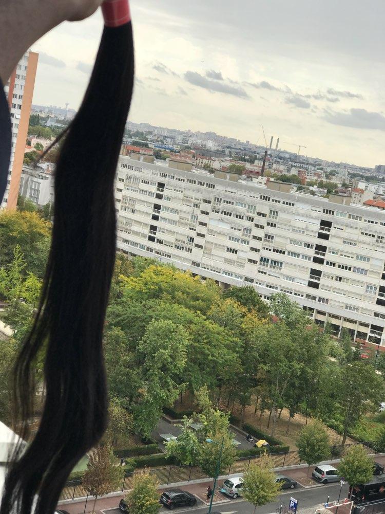 Satai Бразильский прямые волосы человеческих волос Связки с закрытием средняя часть 3 Связки с закрытием не Волосы remy расширение