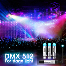 цена на DMX Wireless Transmitter light control 2.4G ISM wireless antenna dmx Receiver for LED Stage Light PAR Light