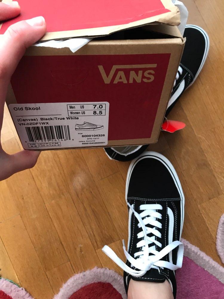 Original or fake? : Vans