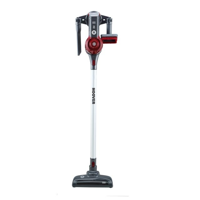 Hoover vertical vacuum cleaner FREEDOM 2IN1 freedom freedom black on white lp