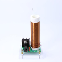 цена Tesla coil diy kit homemade drive board arc lightning music sound high power high voltage generator онлайн в 2017 году