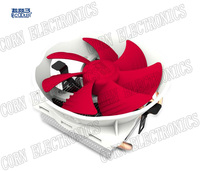 PC Cooler Ladybird V6 Smart CPU Cooler For Intel LGA 1156 1155 1151 1150 775 AMD
