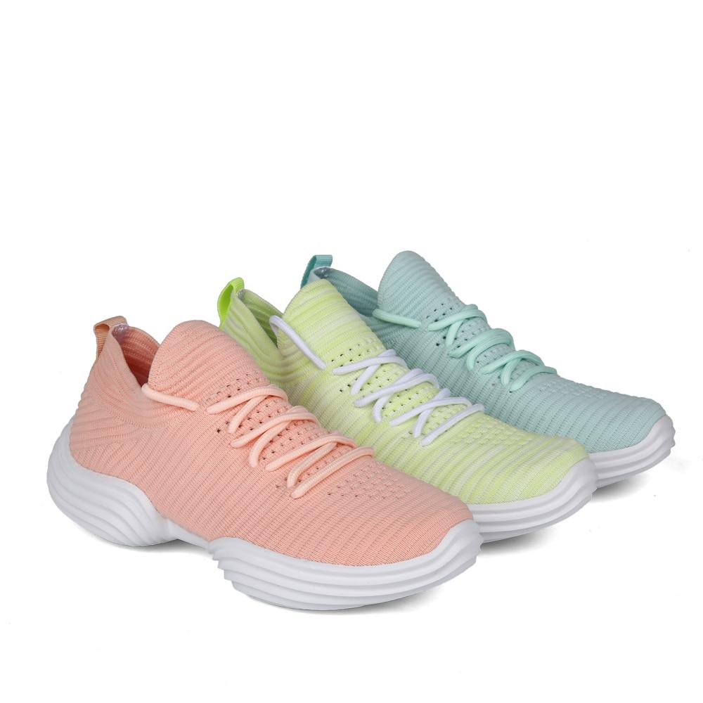 Baskets femmes moches baskets AVILA RC700_AG020011-09-3 chaussures de course printemps chaussures de sport Textile pour femme navire de la russie
