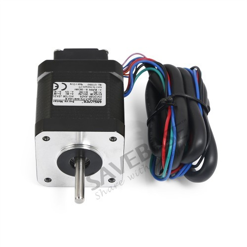 Nema 17 Hybrid Servo Driver And 0.55N.m 48mm Closed Loop Stepper Motor CNC Kit