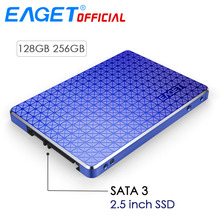 EAGET 2 5 inch 256GB SSD Disk Internal Solid State Disk HD SSD Hard Drive SATA