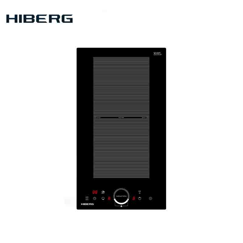 Built In Hob  Induction  HIBERG I-MS 3029 B Home Appliances Major Appliances Cooking Panel Induction Hob Cookers Induction Hob