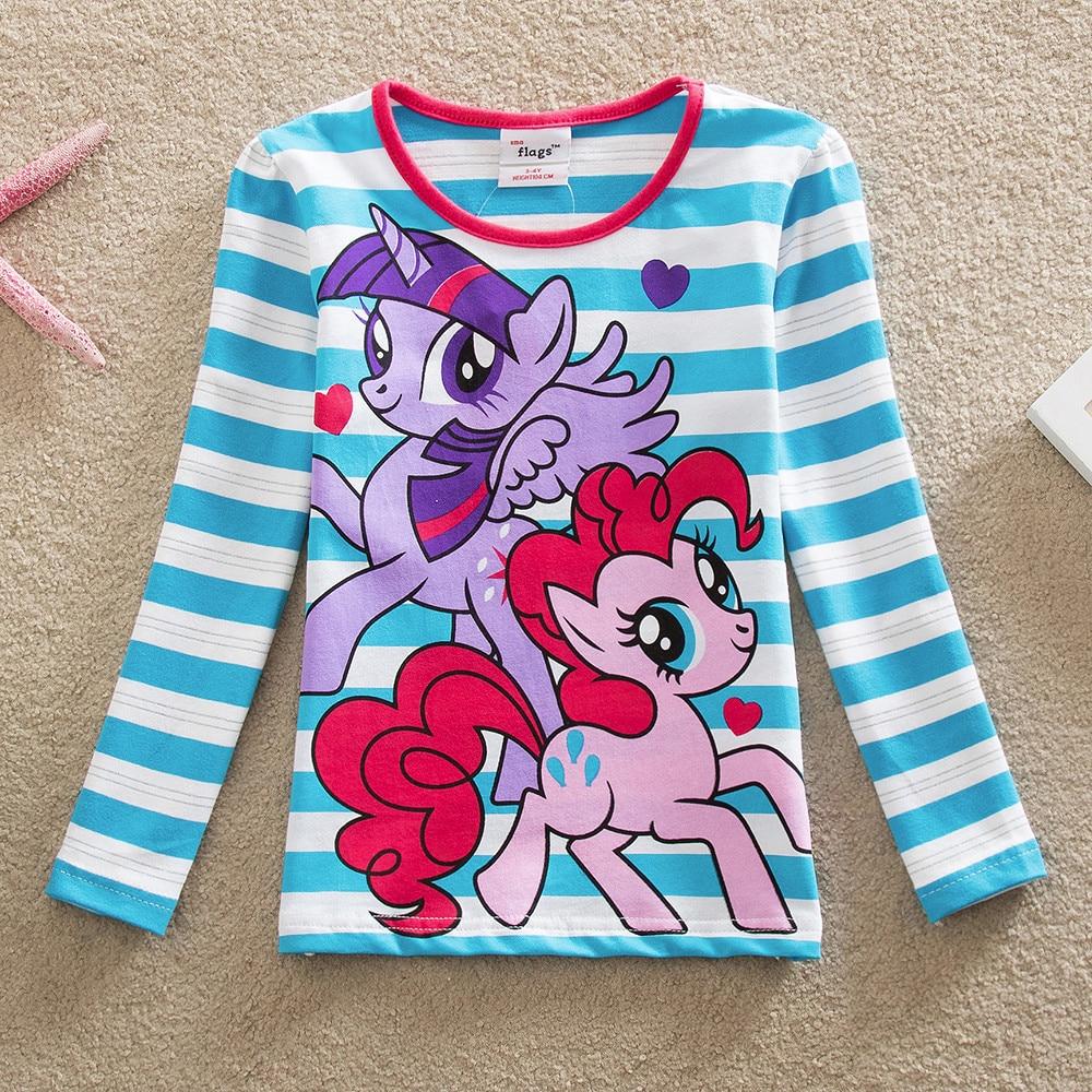 NEAT Dziewczynka długie rękawy koszula moda słodki kolor cute - Ubrania dziecięce - Zdjęcie 2