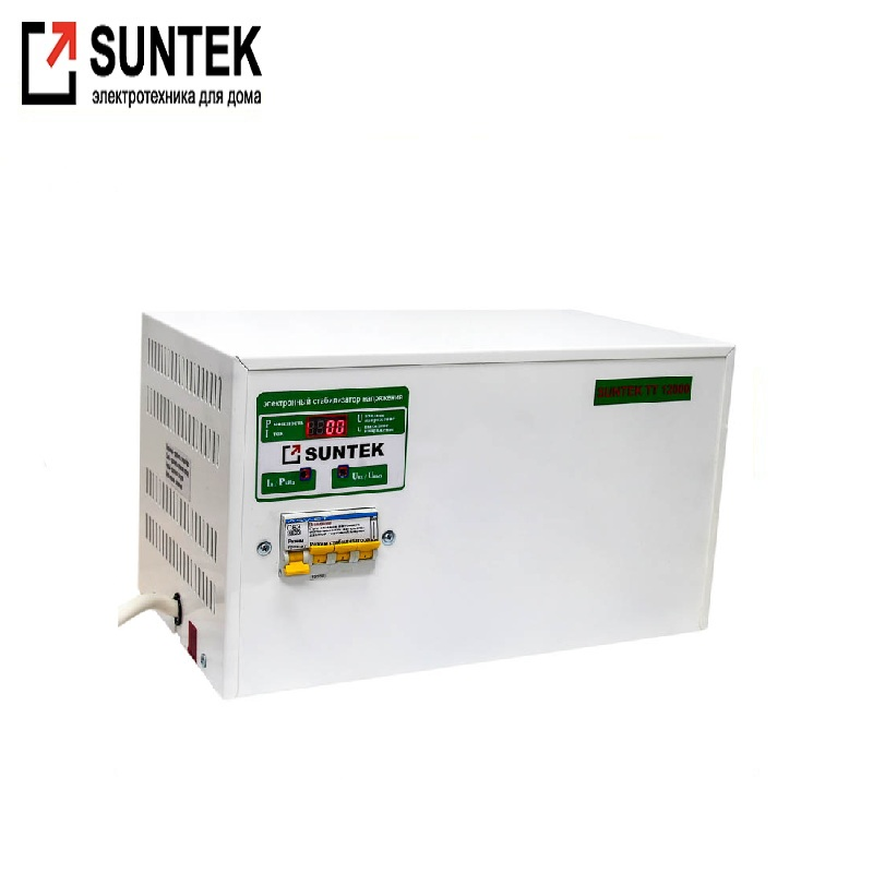 Voltage stabilizer thyristor SUNTEK TT 15000 NN VA undervoltage AC Stabilizer Power stab Stabilizer with thyristor amplifier nd431625 100% import genuine dual thyristor modules 250a1600v quality