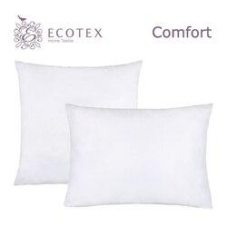 Pillow Fiber collection Comfort. Production company Ecotex(Russia).