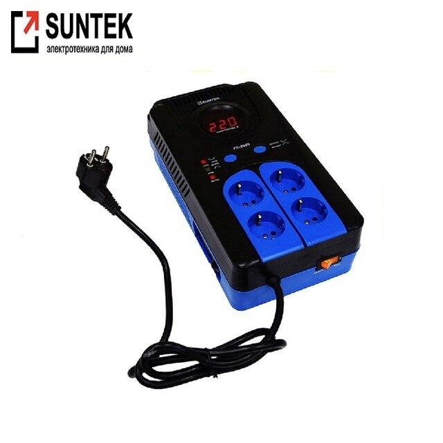 Релейный стабилизатор SUNTEK PR- 2000 ВА