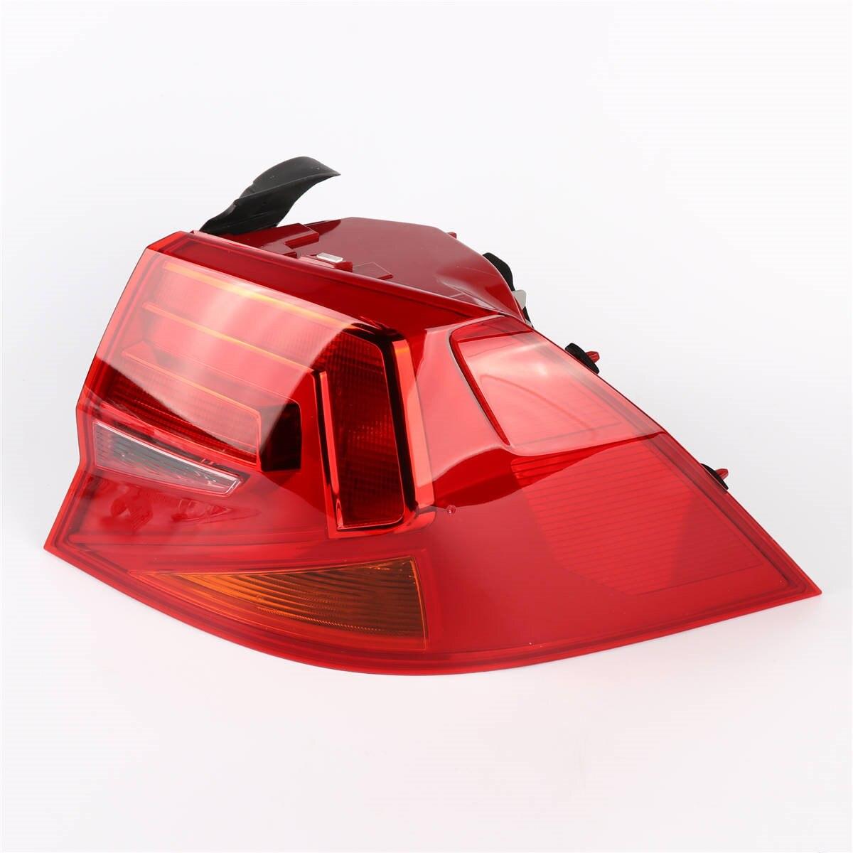 Красный цвет оригинальный OEM 1шт левая сторона светодиодные задние фонари задний фонарь для Фольксваген L18G 945 095 с