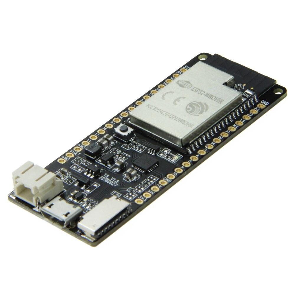 ESP32-WROVER T8 V1.8 TF Tarjeta de 4 MB PSRAM módulo WiFi Bluetooth Placa de desarrollo