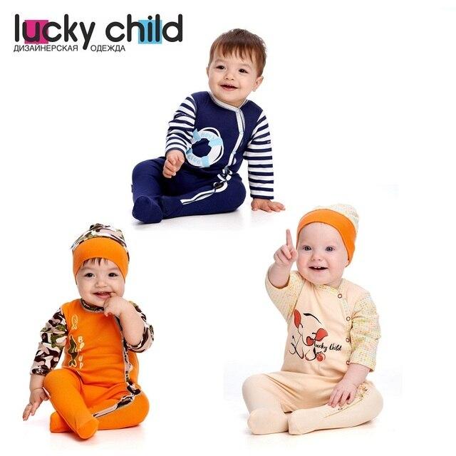 Комбинезон Lucky Child L1-13 [сделано в России, доставка от 2-х дней]