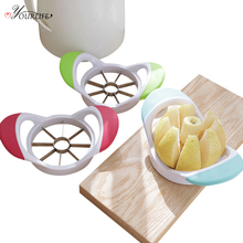 OYOURLIFE 1pc Creative Stainless Steel Fruit Slicers Apple Cut Separator Apples Dividers Knife Kitchen Cooking Tools