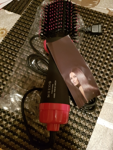 One-Step Hair Dryer & Volumizer photo review