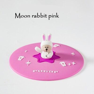 11 moon rabbit pink