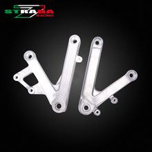 Front Foot Rests Pedal Bracket Triangle Bracket For Honda CBR250RR MC22 CBR250 RR NC22 Motorcycle Parts