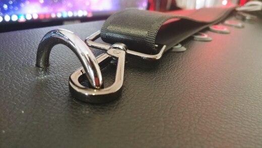 width 3.3cm  suit case repair parts bags belt shoulder  bag nylon belt bag shoulder strap bag belt photo review
