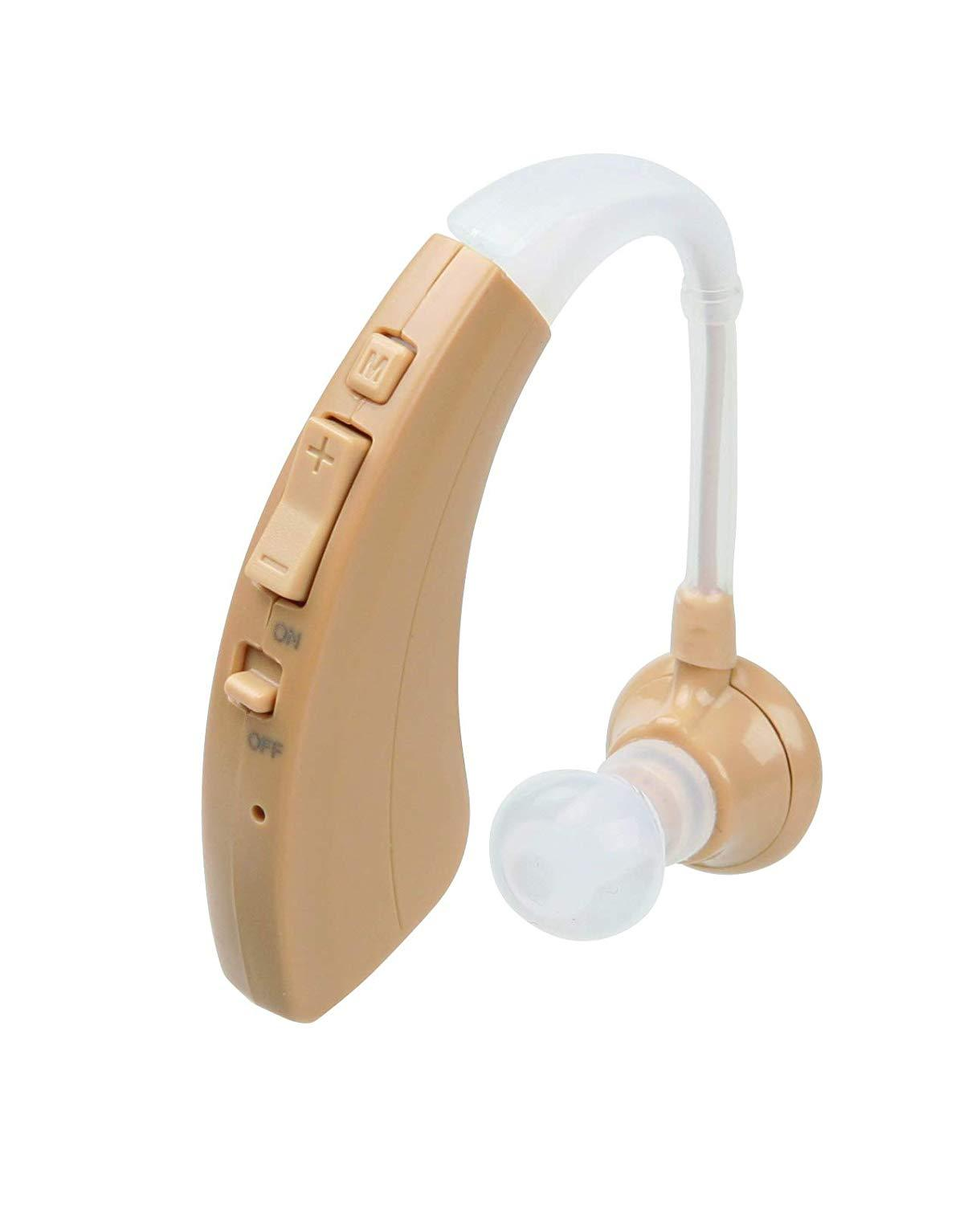 Amplificador Ear With Technology Hearing Aid BTE Very Discreet