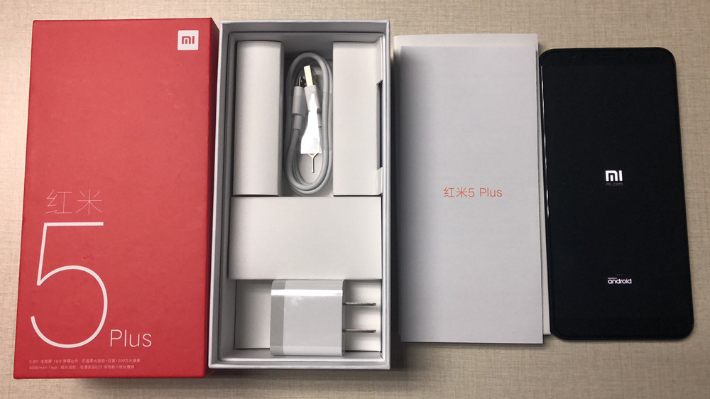 Xiaomi Redmi 5 Plug