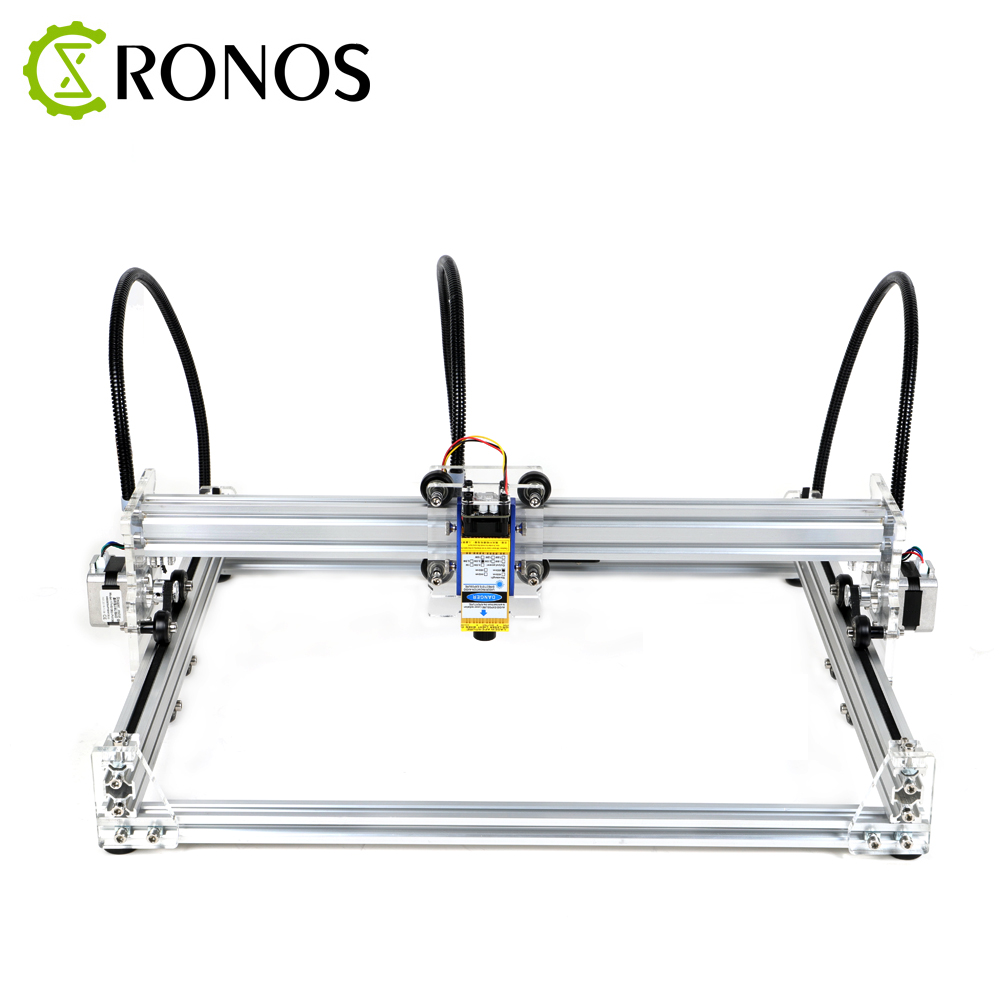 40*30cm Mini 0.5W-15W  Laser Cutting Machine 2Axis DC 12V DIY Laser Engraver Desktop Wood Router/Cutter/Printer+ Laser