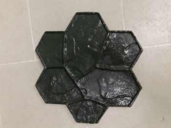 NEW Polyurethane STAMPS model 2019 for Concrete Cement, Polyurethane molds , rubber molds Decorative Texture wall and floor