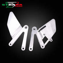 Front Foot Rests Pedal Bracket Triangle Bracket For Honda NSR250 P3 Motorcycle Parts