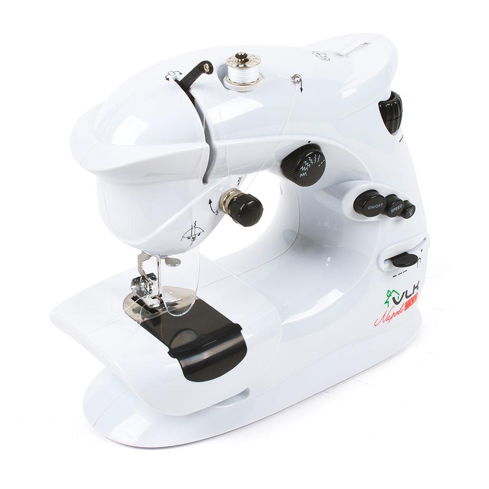 Sewing machine VLK Napoli 2300 hand press manual powered traveller s mini sewing machine