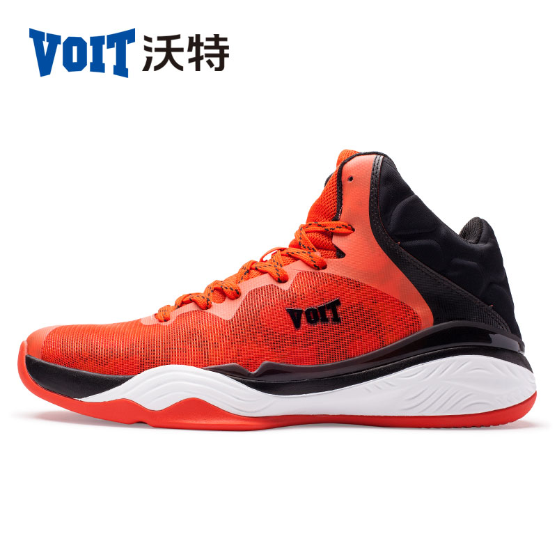 2017 VOIT new style summer Men's hard-wearing basketball shoes breathable wear-resistant anti-skid shock outdoor running shoes new hot sale children shoes comfortable breathable sneakers for boys anti skid sport running shoes wear resistant free shipping