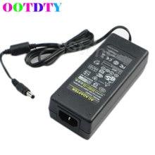 OOTDTY Adaptador de puerto de corriente AC 100 240V a DC 48V 3A 120W, 5,5mm x 2,5mm para interruptor PoE APR10_35