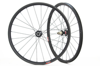 29er Tubeless clincher left handed XC mtb mountain bike carbon bicycle wheels disc brake 27.5 Carbon Mountain bike Wheels