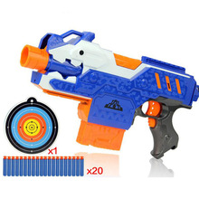 Electric Soft Water Bullet Toy Gun For Shooting Submachine Weapon  Childrens Toys