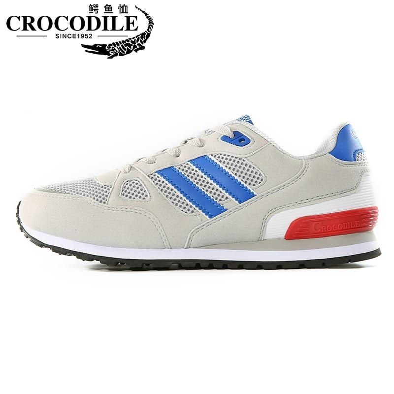 Crocodile Men Running Sneakers Shoes Male Athletic Sport Shoes for Men Footwear Light Tennis Hombre Zapatillas