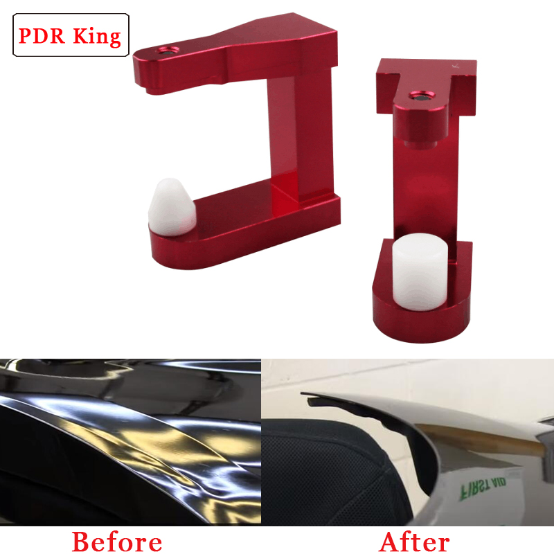 Bord de réparation outils Porte Bord Bosses Remover Aile De Voiture Dent De Réparation kit De Réparation De Roue de Débosselage Débosselage sans peinture Outils