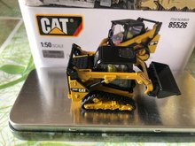 US $40 5 10% OFF|1/50 Caterpillar Cat 259D Compact Track Loader By Diecast  Masters #85526-in Diecasts & Toy Vehicles from Toys & Hobbies on