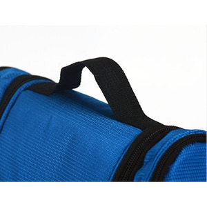 Image 5 - השעיה באיכות גבוהה גברים ונשים קוסמטיקה קוסמטי תיק פוליאסטר עמיד למים איפור תיק נסיעות סוכנות מקלחת אחסון תיק