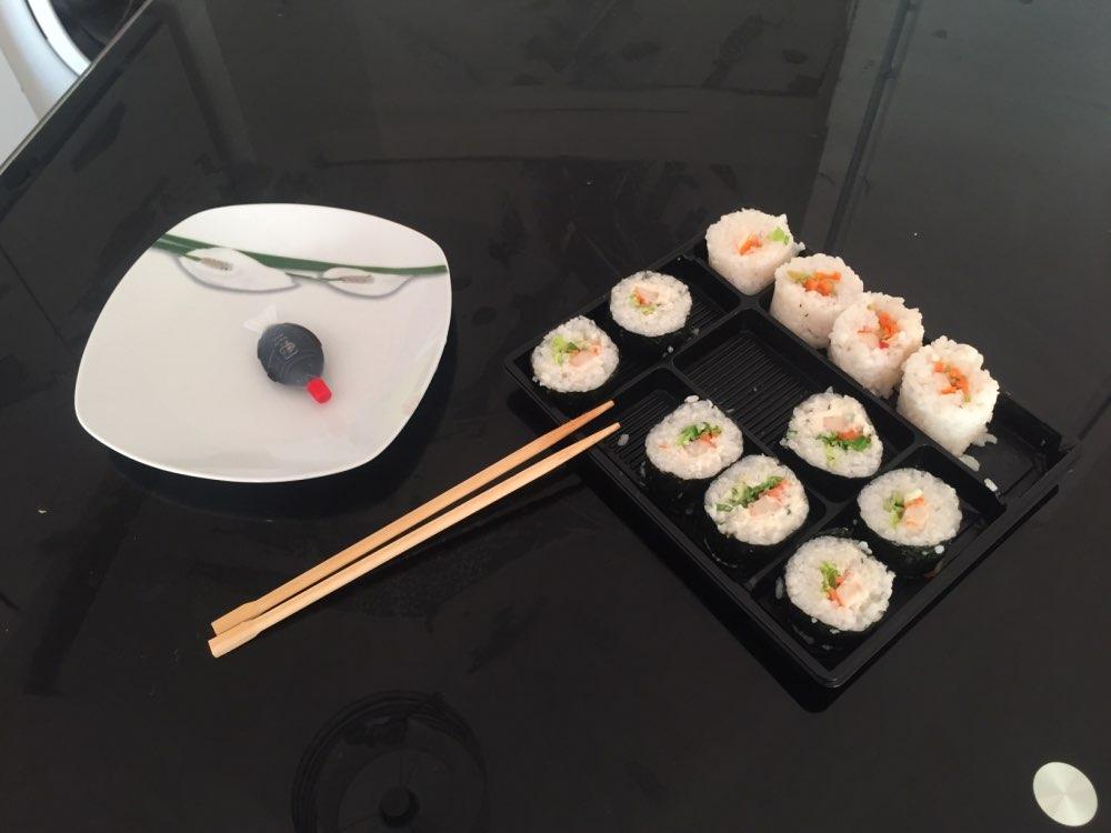 Roller Bazooka Sushi photo review