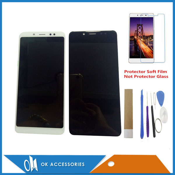 5.99 For Xiaomi Redmi Note 5 Pro Redmi Note 5 LCD Display+Touch Screen Digitizer Assembly Replacement Black White With Kits5.99 For Xiaomi Redmi Note 5 Pro Redmi Note 5 LCD Display+Touch Screen Digitizer Assembly Replacement Black White With Kits