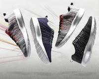 Delocrd мужская обувь весна сетки дышащий кроссовки.