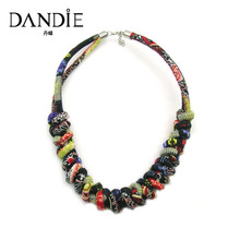 Dandie Rope Fashionable Jewelry Short Necklace Female Accessory