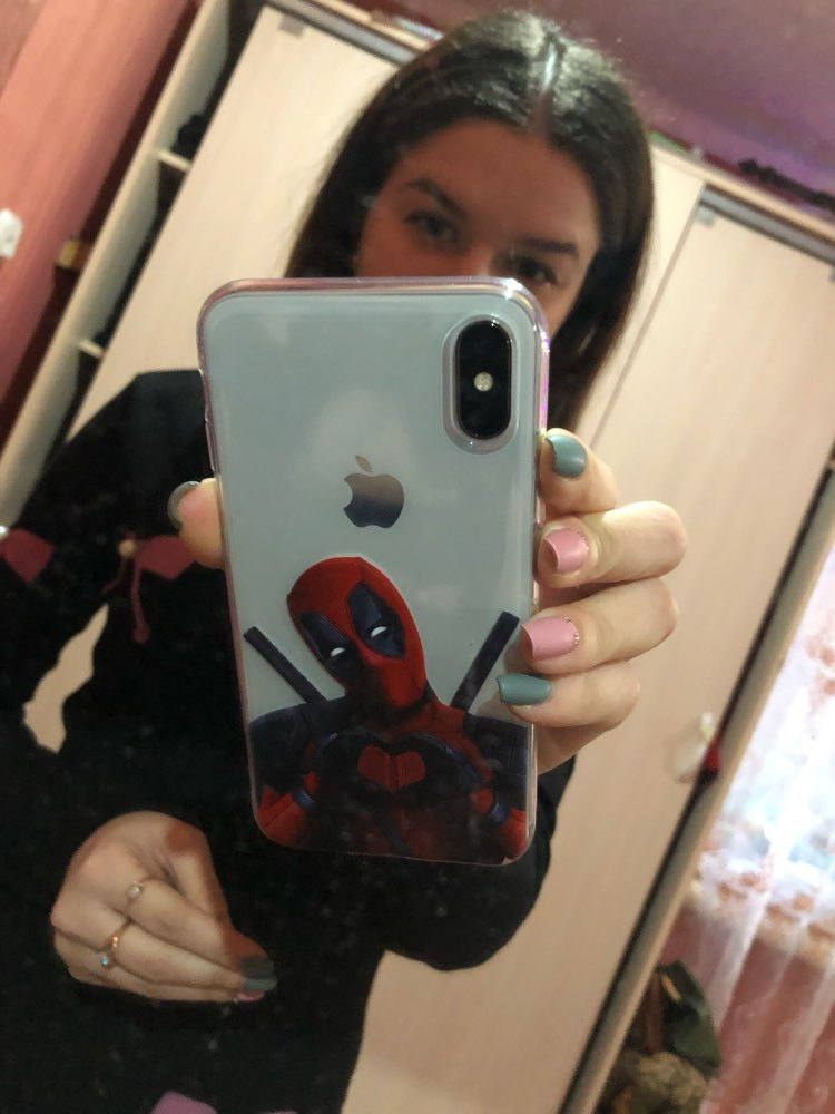 fb2a38191f Deadpool Cool Design Phone Cases For iPhone   Superhero Rules
