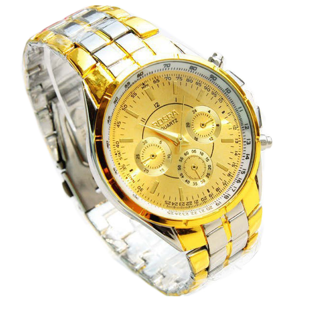 Men's watch Quartz watches Gold Wrist Watch Men 2017 Top Brand Luxury Famous Male Clock Golden Wristwatch Relogio Masculino chenxi wristwatches gold watch men watches top brand luxury famous male clock golden steel wrist quartz watch relogio masculino