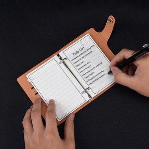 Image 2 - Elfinbook Mini Smart Wiederverwendbare Notebook Tagebuch Notizblock Vintage Leder Elinbook Papier Hinweis Buch Schreibwaren Geschenk Reisenden Journal
