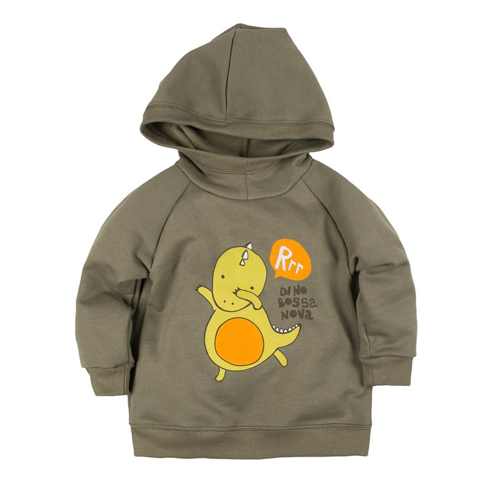 Hoodies & Sweatshirts BOSSA NOVA for boys 175b-462 Children clothes kids clothes hoodies