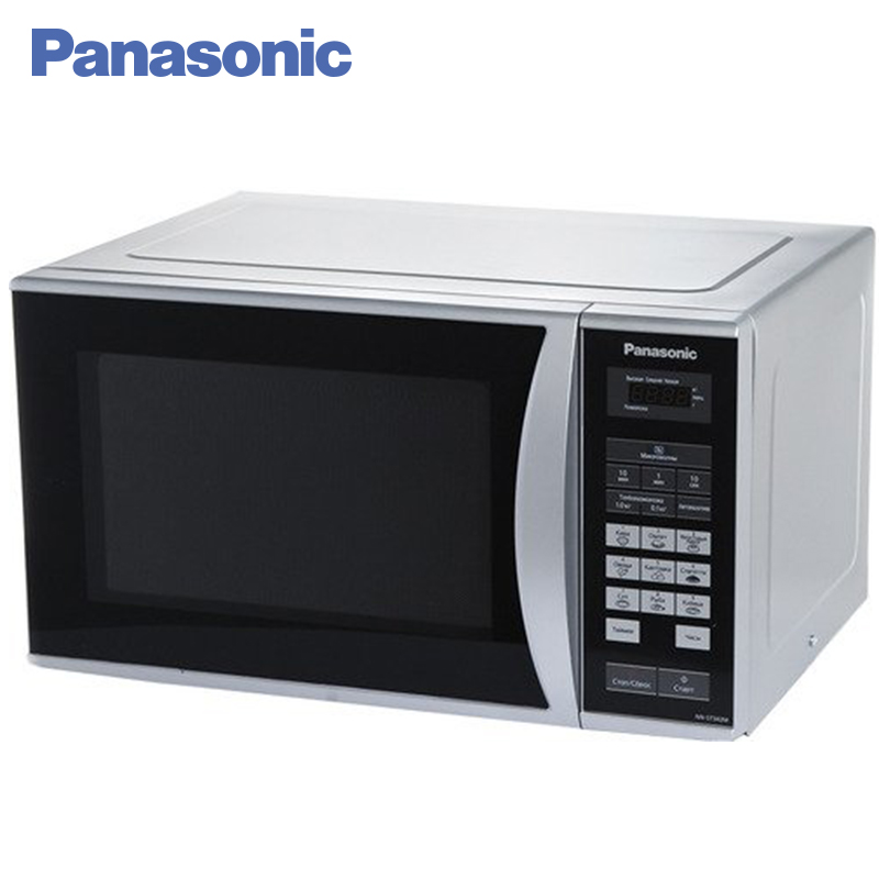 Panasonic NN-ST342MZTE Microwave Oven 800W TURBO defrost Touch Panel Tripping sound 9-course auto-menu new original weinview tk6100i tk6100iv5 tk6100iv 10 inch touch panel replace tk6100i mt6100i screen hmi for plc free shipping