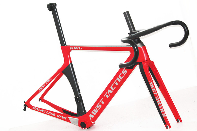 700C Racing Frame fork seatpost Carbon Road Bike Frame QR thru axle 142*12 disc brake carbon fibre bicycle wheels