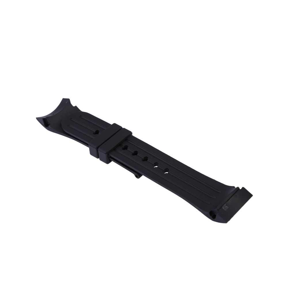 7d7012ddafc ... MDNEN 24mm Diver Rubber Watch Band Strap Suitable Fits For Graham  Chronofighter Prodive - Free Spring ...
