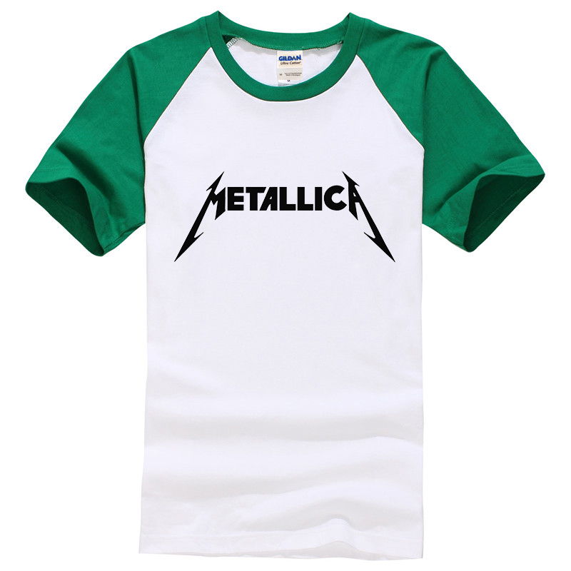 ROCK EAGLE T-shirt Tattoo Glow in Dark Skull Grim Reaper Everday Look Tee Hommes