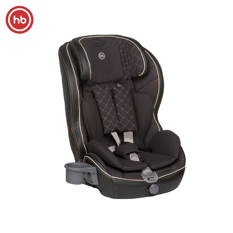Car seat Happy Baby Mustang Isofix Kidstravel group1/2/3 6d styling car seat cover set for chevrolet cruze malibu sonic spark trax sail captiva epica high fiber leather car styling